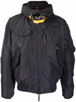 Куртка с капюшоном - серая Parajumpers