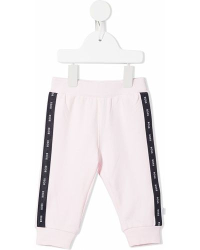 Joggery - różowe Boss Kidswear