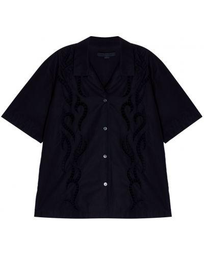 Блузка с вышивкой Alexander Wang