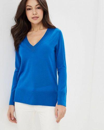 Синий пуловер 2018 Rodier