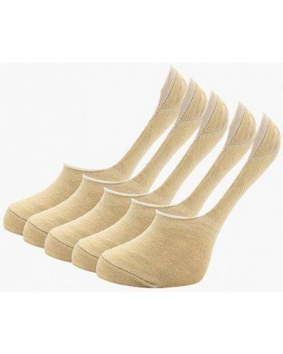 Бежевый носки набор Alla Buone