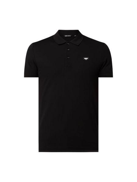Czarna t-shirt bawełniana Antony Morato