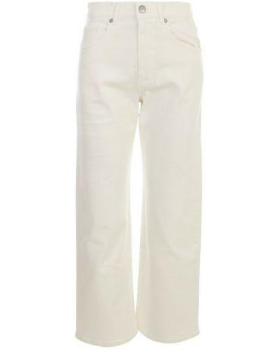 Beżowe mom jeans Parosh