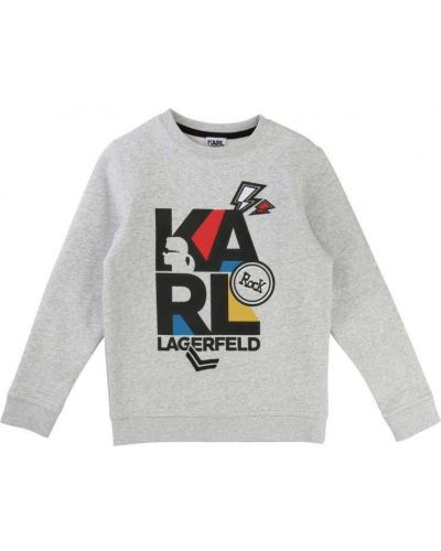 Повседневный свитер Karl Lagerfeld