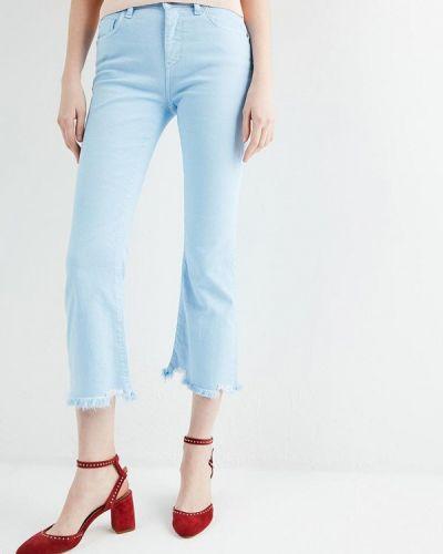 Укороченные джинсы свободные Pinko