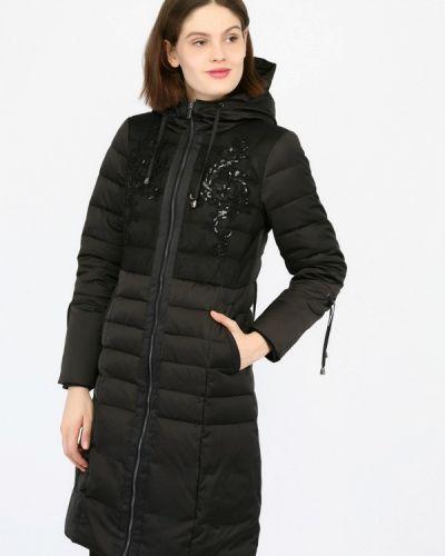 Зимняя куртка осенняя черная Mosaic
