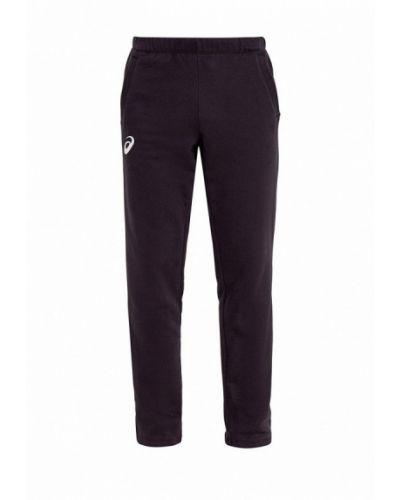Спортивные брюки черные Asics