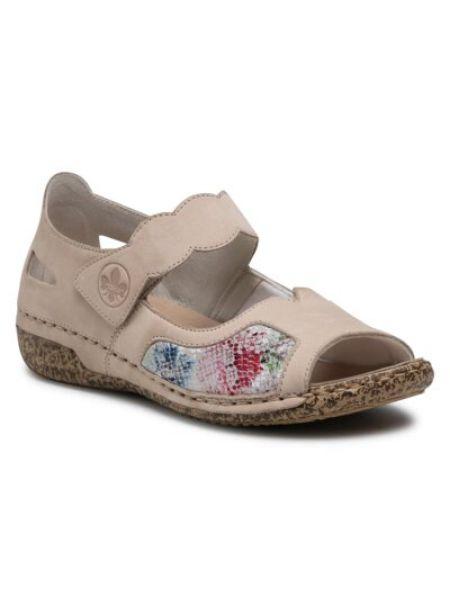Beżowe sandały Ccc