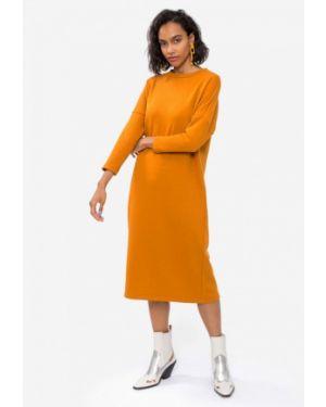 Платье - оранжевое Cauris