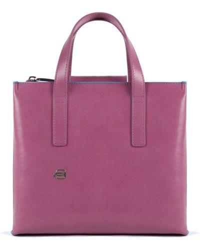 Фиолетовые брюки квадратные Piquadro