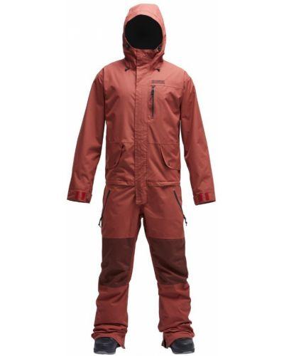 Коричневый костюм Airblaster