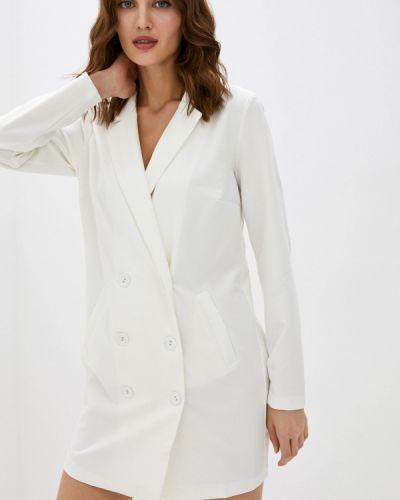 Белое платье Jimmy Sanders
