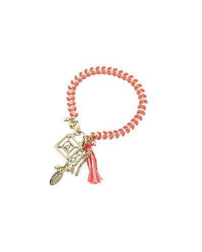 Розовый браслет Patrizia Pepe