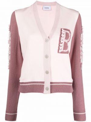 Biały z kaszmiru sweter Barrie