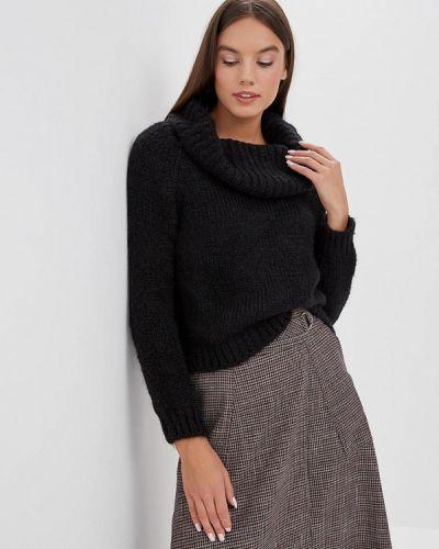 Черный свитер итальянский Perfect J