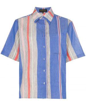 Синяя рубашка A Peace Treaty