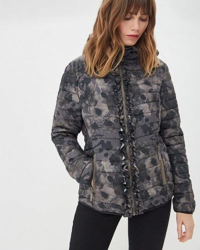 Куртка хаки Camomilla Italia
