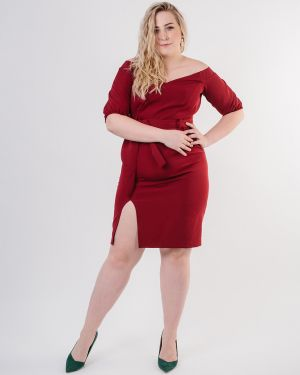 Платье с декольте платье-сарафан Jetty-plus