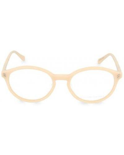 Klasyczne pomarańczowe okulary Stella Mccartney