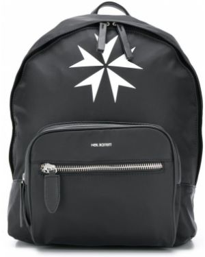 Рюкзак с логотипом Neil Barrett Kids