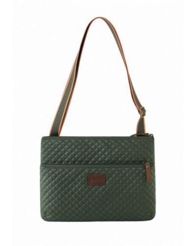 Зеленая сумка Exodus