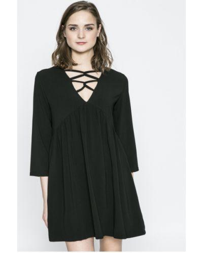 Платье мини с рукавами расклешенное Answear