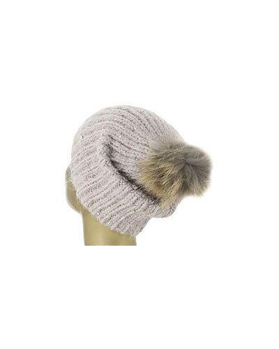 Розовая шапка Liu Jo