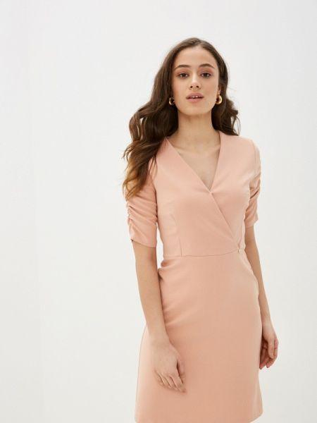 Коралловое платье Rinascimento