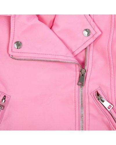 Розовая куртка Blukids