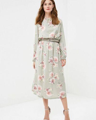 Платье - серое Nastasia Sabio