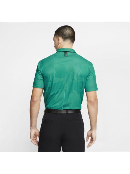 Koszula z logo z kołnierzem Nike
