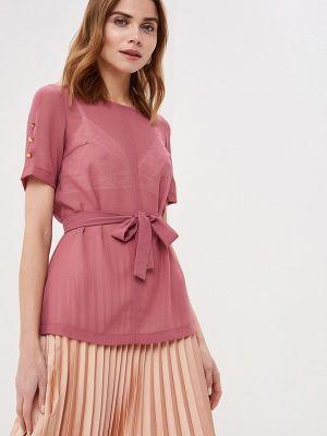 Блузка - розовая Gold Chic Chili