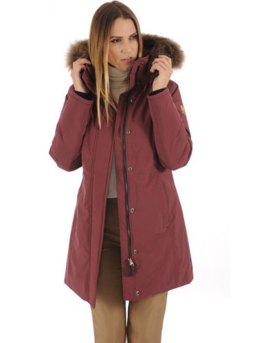 Куртка с капюшоном утепленная на молнии Kanuk
