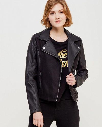 Черная куртка Modis