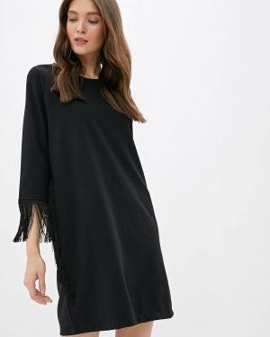 Платье - черное Camomilla Italia
