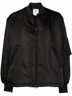 Черная куртка из полиамида Y-3