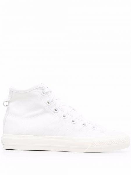 Tenisówki - białe Adidas