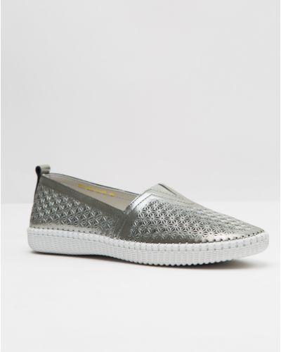 Кожаные туфли Oeego