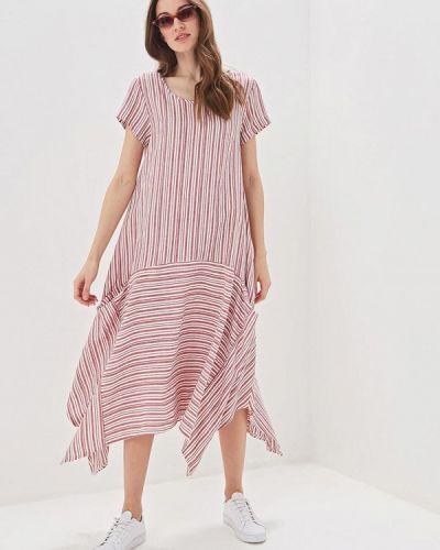 Платье - бордовое Massimiliano Bini