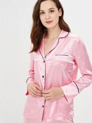 Блузка - розовая Nemes