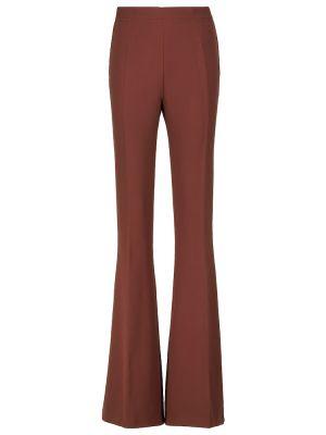 Brązowe spodnie Safiyaa