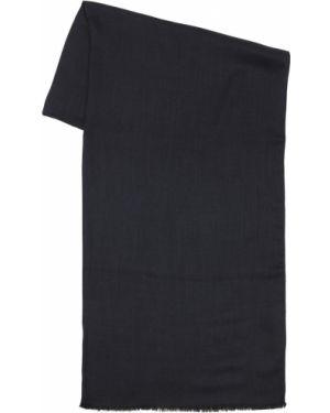 Z kaszmiru czarny szalik Piacenza Cashmere