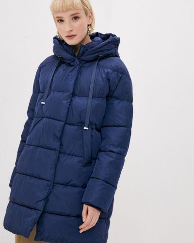 Утепленная синяя куртка Tantra