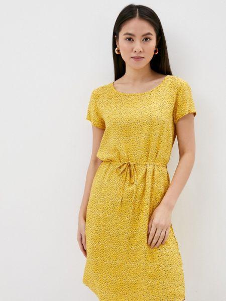 Желтое платье Fresh Made