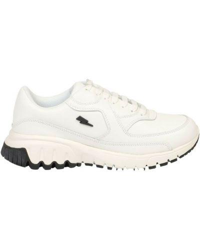 Sneakersy - białe Neil Barrett