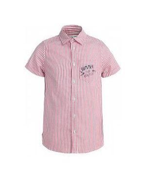 Рубашка в полоску белая Button Blue