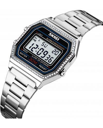 Czarny zegarek sportowy Skmei