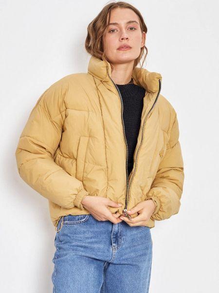 Утепленная куртка демисезонная весенняя Lime