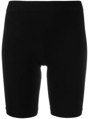 Нейлоновые шорты - черные Helmut Lang