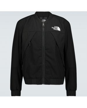 Czarna kurtka sportowa bawełniana oversize The North Face Black Series